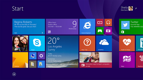 Windows 8.1 Pro Download Full Version 32 & 64 bit
